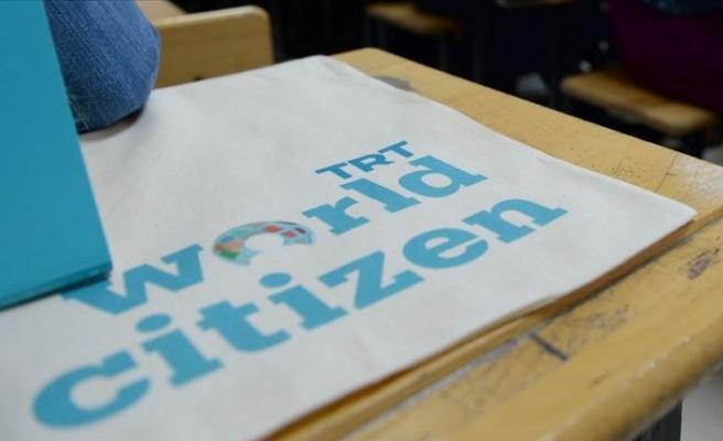 TRT'nin 'Gençler için Gazetecilik' kampanyasına uluslararası ödül