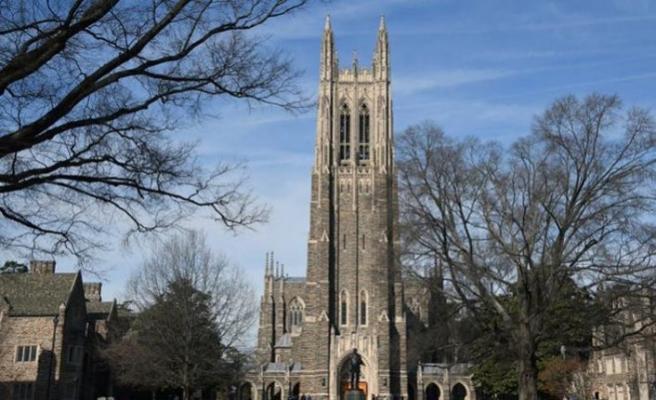 Trump Kuzey Carolina ve Duke üniversitelerini tehdit etti