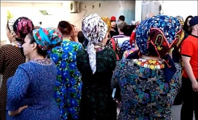 Türkmenistan vatandaşları, Rusya'ya yerleşim için toplu başvuruda bulundu