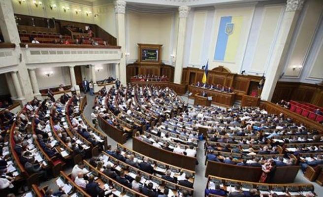 Ukrayna'da yeni dönem.. Milletvekillerinin dokunulmazlığı kaldırıldı