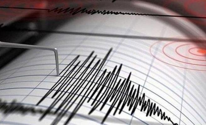 Van'da 4,3 büyüklüğünde deprem