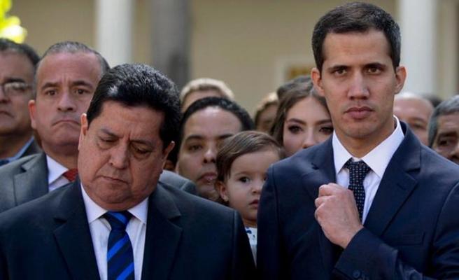 Venezuela'da cezaevindeki muhalif milletvekili Zambrano serbest bırakıldı