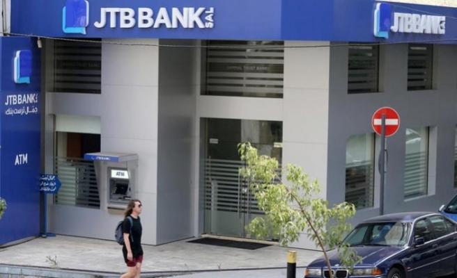 ABD'nin yaptırım listesine aldığı Lübnan bankası faaliyetlerini durdurdu