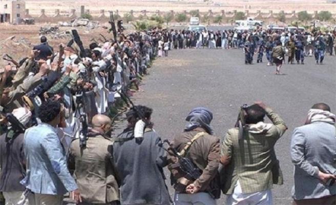 Yemen'de Koalisyon güçleri hapishaneye saldırdı: 50 ölü ve 100 yaralı... ile ilgili görsel sonucu