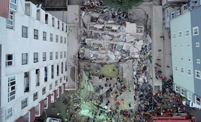 Yeşilyurt Apartmanı yıkılması olayındaki tek tutuklu da tahliye edildi