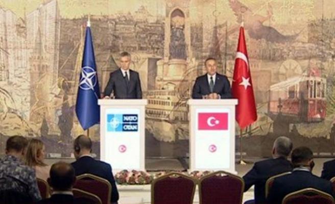 Çavuşoğlu: Biz kararlıyız, hedefimiz teröristler