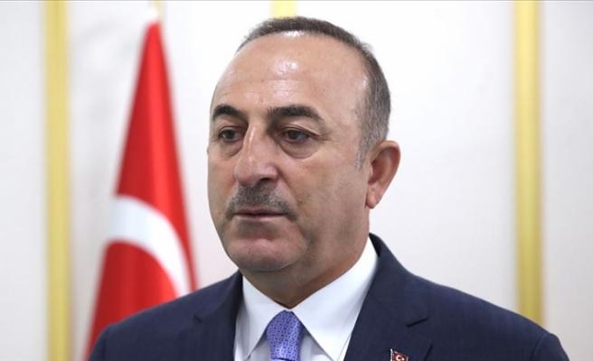 Dışişleri Bakanı Çavuşoğlu: DEAŞ'a karşı sahada askeri olan tek ülke biziz