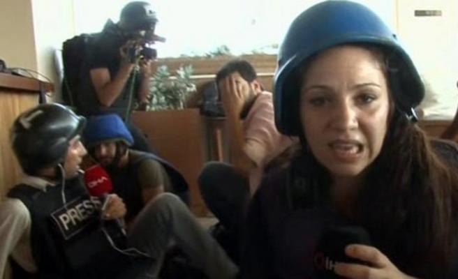 Kamışlı'dan Nusaybin'e ateş açıldı! Saldırıda iki gazeteci yaralandı