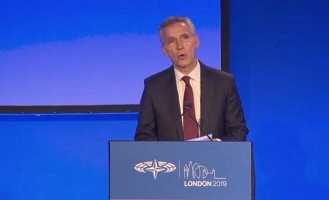 NATO'dan Barış Pınarı Harekatı için gerginlik açıklaması