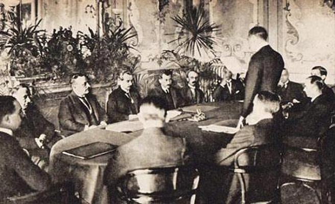 Mondros Antlaşması ile ilgili görsel sonucu