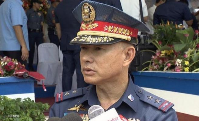 Uyuşturucu iddiaları sonrası Filipinler Emniyet Genel Müdüründen istifa geldi