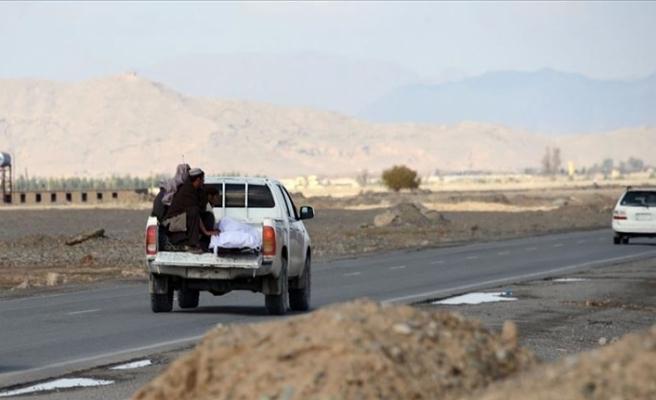 ABD'nin Afganistan'da düzenlediği hava saldırısında 7 sivil öldü