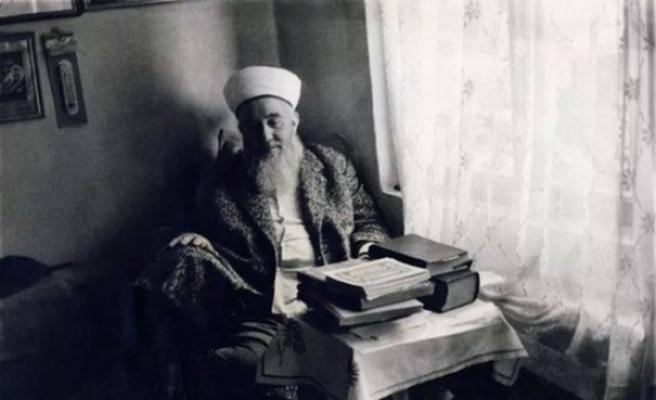 Bir güzel insan Bursalı Hacı Mehmed Efendi