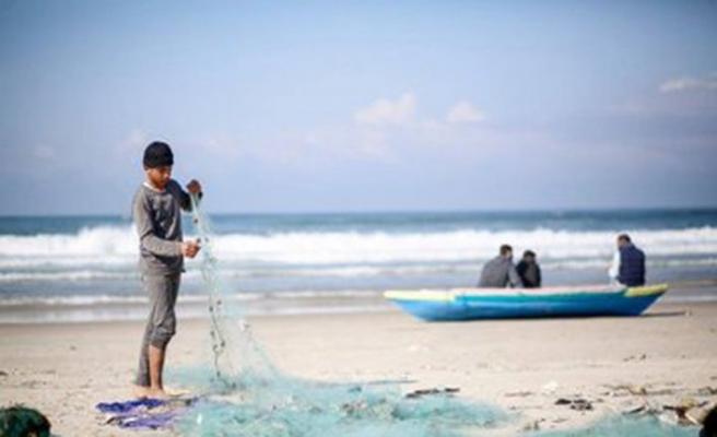 Filistin'deki avlanma yasağı kaldırıldı