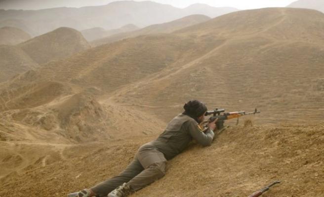 Irak'ın Diyala vilayetinde 5 DEAŞ'lı öldürüldü