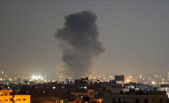 İsrail, Gazze sınırından Tel Aviv'e kadar olağanüstü hal ilan etti