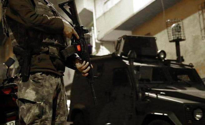 İstanbul'da terör örgütü PKK operasyonu: 7 gözaltı