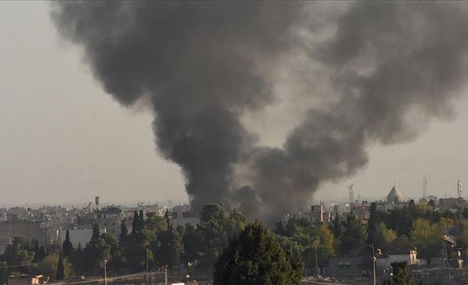 Kamışlı'da terör örgütü YPG/PKK'nın bombalı saldırılarında 5 ölü, 25 yaralı