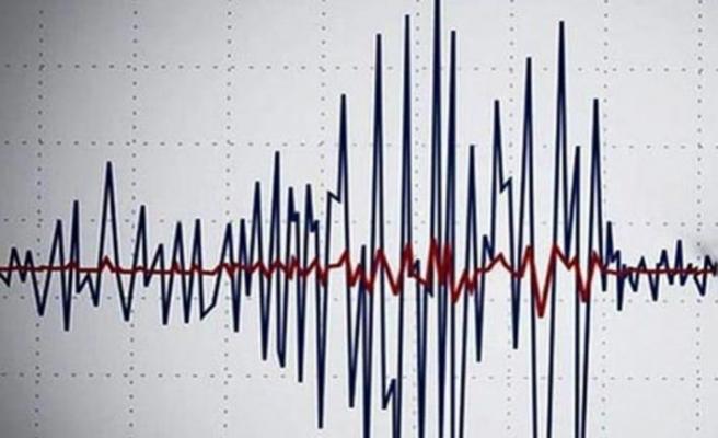 Kandilli: Antalya'da 4 şiddetinde deprem