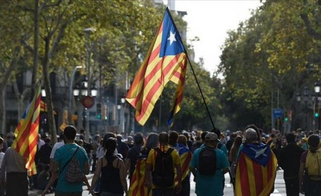 Katalanlar seçim öncesi tehdit etti