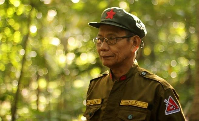 Komünist isyancı lider tedavi gördüğü hastanede yakalandı