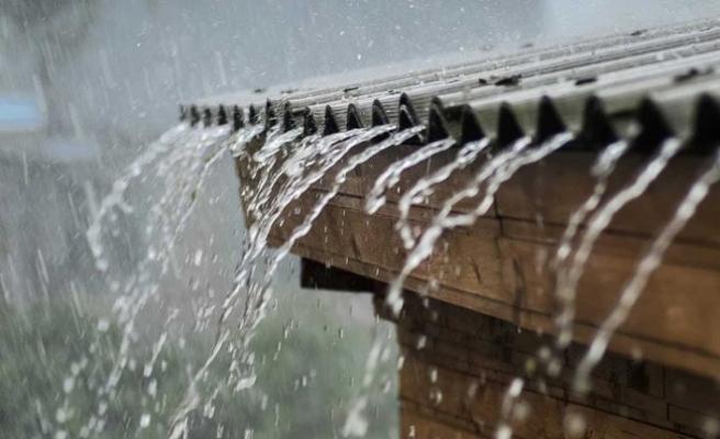 Meteorolojiden 3 şehir için sağanak uyarısı