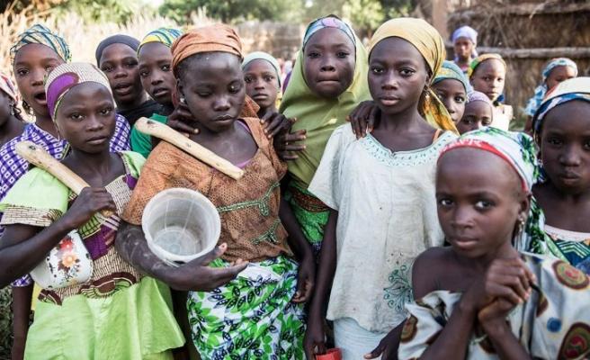 Nijerya'da 15 milyon çocuk acil yardım bekliyor