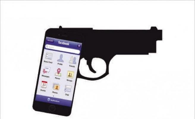 Sosyal medyadan silah satanlara operasyon