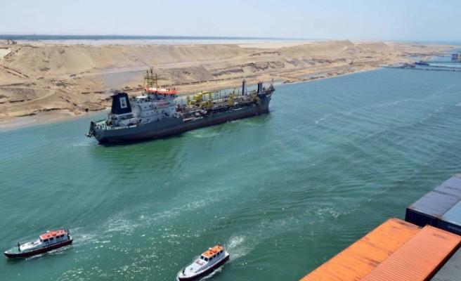 Suveyş Kanalı'nın açılışının 150'nci yıl dönümü kutlandı