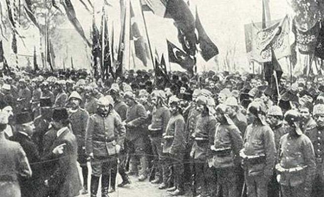 Tarihte bugün (5 Kasım): İtilaf Devletleri Osmanlı Devleti'ne savaş ilan etti