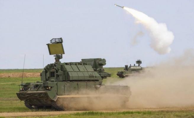 Rusya, Ermenistan'a TOR-M2KM hava savunma füze sistemi sevk etti