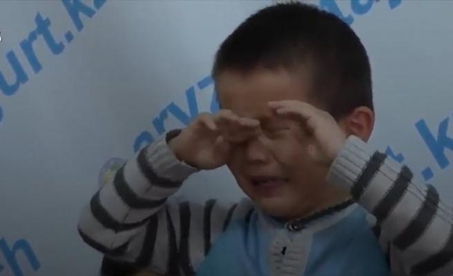 Yarım milyon Uygur çocuk asimilasyon kamplarına dolduruldu