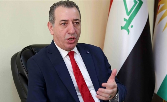 IKBY'deki Türkmen Bakan Maruf: AA ofisine saldırı kabul edilemez