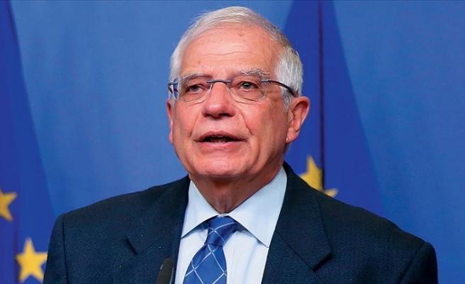 AB'den Türkiye'nin Doğu Akdeniz'deki faaliyetlerine ilişkin açıklama