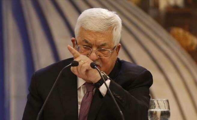 Abbas: Kudüs olmadan müzakere ya da anlaşma olmaz