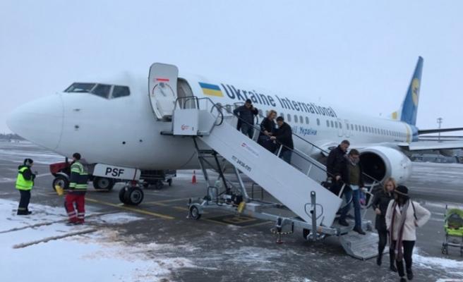 ABD, Air France, Lufthansa, Singapur Havayolları, Ukrayna Havayolları İran bölgesindeki uçuşları durdurdu..