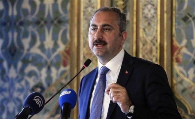 Adalet Bakanı Gül: Ceza infaz düzenlemesi af getirmiyor