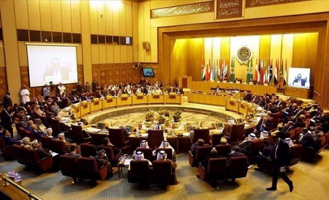 Arap Birliğinden ABD'nin sözde barış planına karşı olağanüstü toplantı kararı