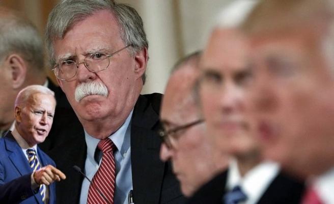 Bolton'ın yeni çıkacak kitabındaki Ukrayna iddiası ortalığı karıştırdı