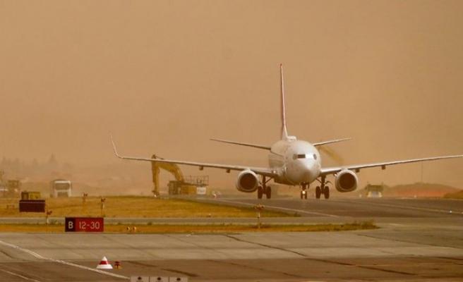 Canberra Havalimanı kapatıldı