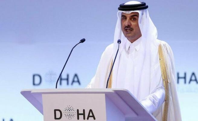 Darbeci Hafter'den petrol oyunu: Katar sert tepki gösterdi