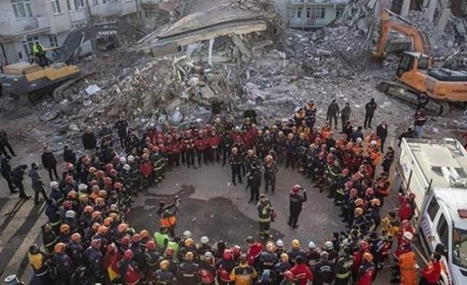 Depremde yıkılan binalarla ilgili soruşturma başlatıldı