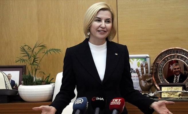Gagauz Özerk Yeri Başkanı İrina Vlah: Depremden dolayı üzüntü duyuyoruz
