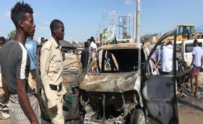 Dışişleri Türklerin yaralandığı Somali saldırısını kınadı
