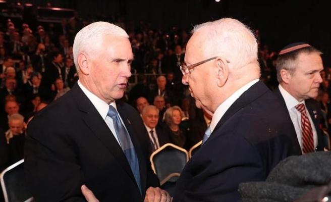 ABD Başkan Yardımcısı Pence: Dünya İran'a karşı durmalı