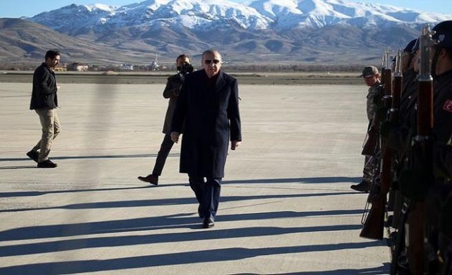 Erdoğan: Kimseyi açıkta bırakmayacağız