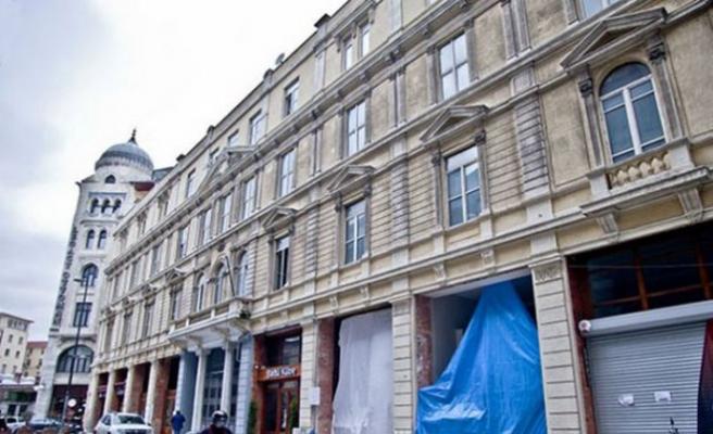 Ermeni okulundan Emniyete, şimdi de otele dönüşen tarihi bina: Sanasaryan Han