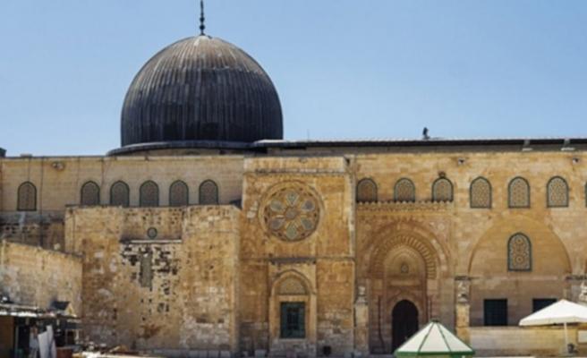 Filistin: İsrail'in Mescid-i Aksa'dan uzaklaştırma politikası tehlikeli bir gerilim