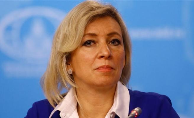 Rusya Dışişleri Bakanlığı Sözcüsü: Filistinli ve İsrailli ortaklarla koordinasyona hazırız