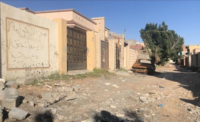 Libya UMH Sözcüsü Kununu: Hafter milislerinin bize ateş açtığı noktaları vurduk